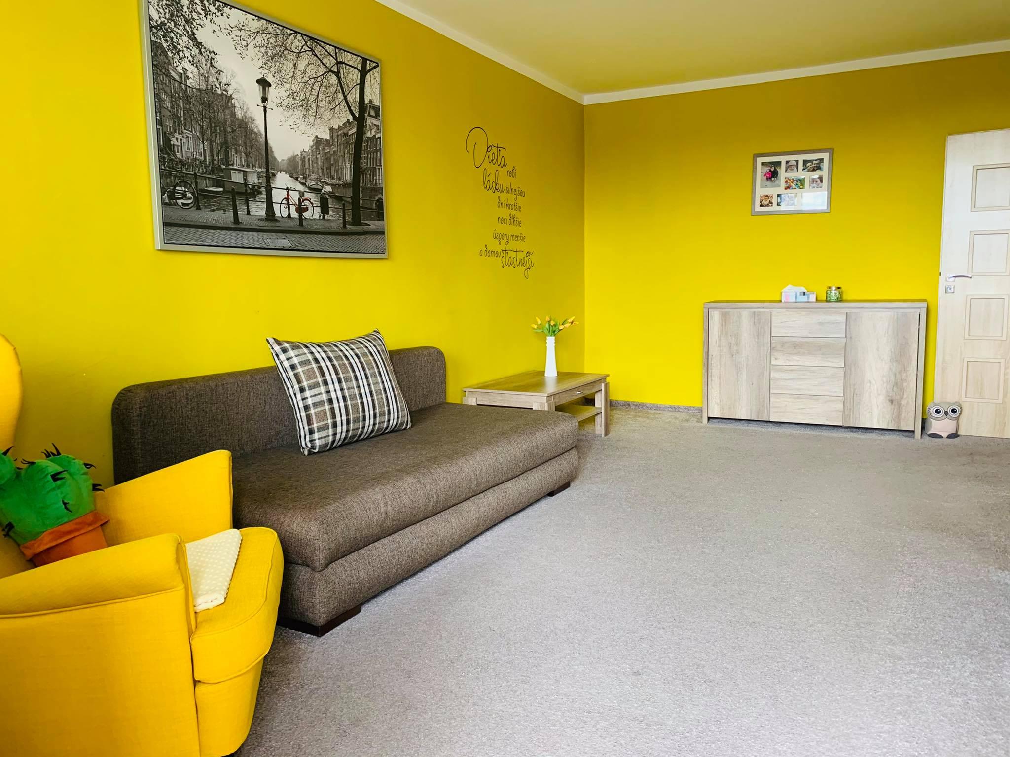 PREDANÉ!  3-izbový byt na ul. A.Kubinu v Trnave na PREDAJ!