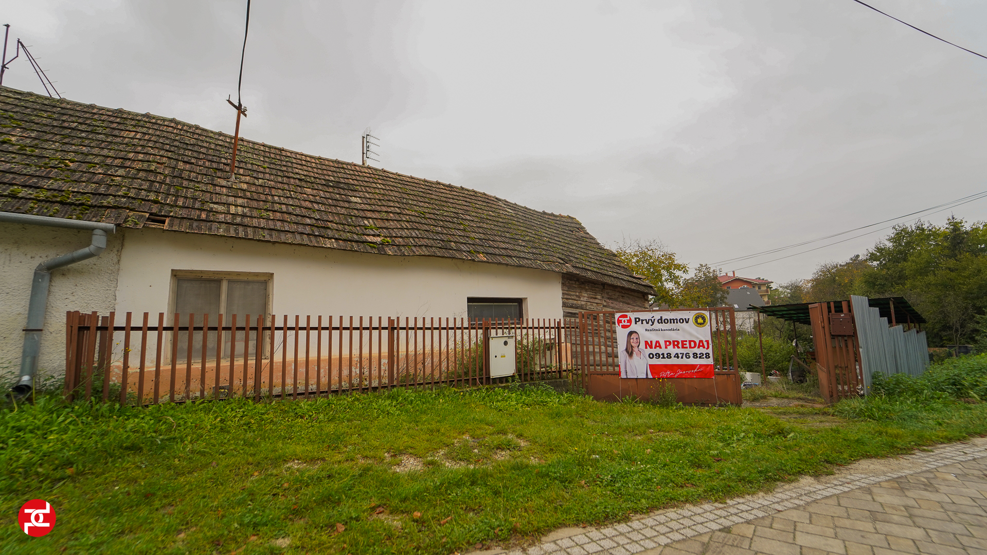 Rodinný dom v obci Moravany nad Váhom